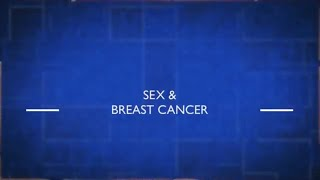 Sexuality and Breast Cancer  Johns Hopkins Breast Center