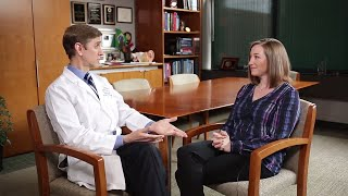 Superior Canal Dehiscence Syndrome  Patient and Physician Discuss Hospital Stay After SCDS Surgery