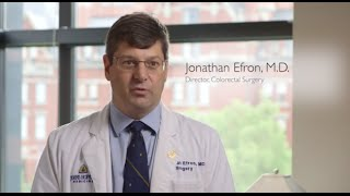 The ERAS Pathway A Quicker Recovery After Colorectal Surgery  Colorectal Surgeon Jonathan Efron