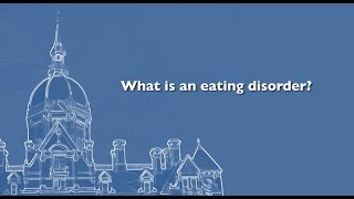 Thinking About Eating Disorders  Johns Hopkins Experts Answer Key Questions