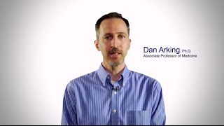TomorrowsDiscoveries Energy for a Longer Life  Dr Dan Arking