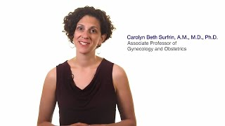 TomorrowsDiscoveries Pregnancy Care for Women in Prison  Carolyn Sufrin AM MD PhD