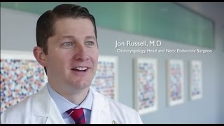 Transoral Thyroidectomy FAQs with Jonathon Russell MD