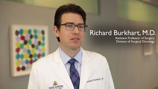 Treating Benign and Malignant Liver Tumors  FAQs with Dr Richard Burkhart