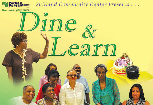 dine and learn