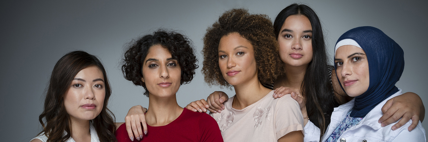 group of women of different ethnicities