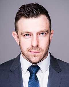 headshot of Andrew Michalek