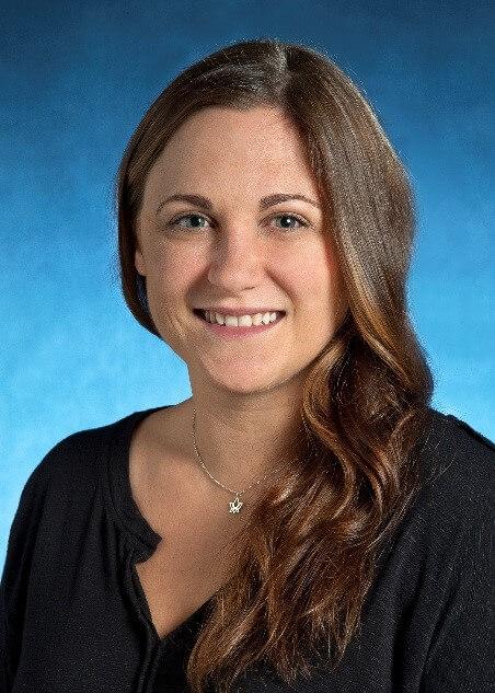 headshot of Lauren M. Sauer