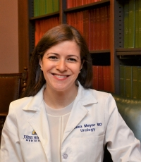 Portrait of Alexa Meyer, M.D.