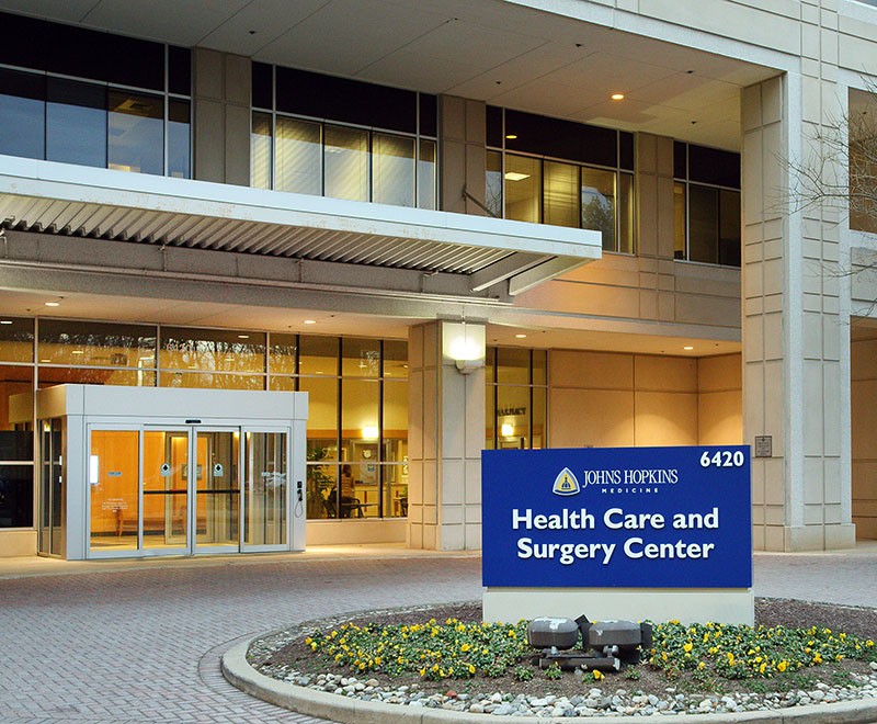 Johns Hopkins Orthopaedic & Spine Surgery Bethesda