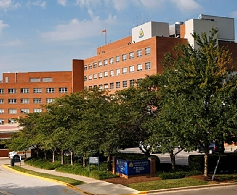 Suburban Hospital (NIH Stroke Center)