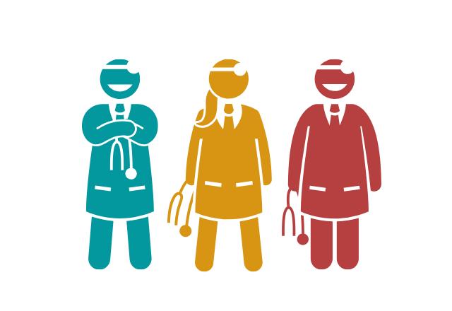 multidisciplinary team icon