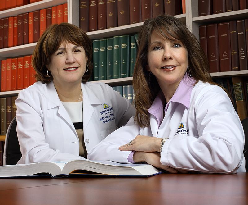 Clinicians from the Klinefelter Center.