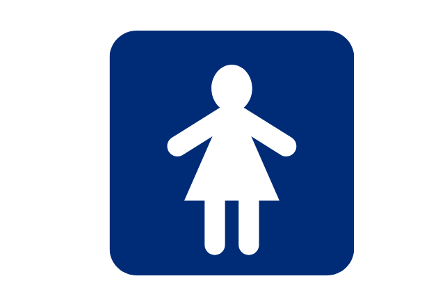 Icon of woman