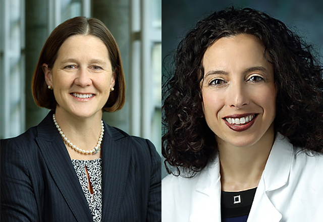 Image of Drs. Lawton and Michos