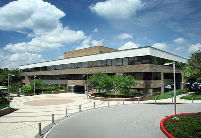 adult congenital heart disease achd - image of The Johns Hopkins Columbia Cardiology building exterior