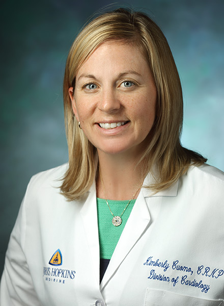 Kimberly Cuomo picture - cardio-oncology