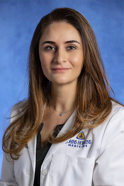Image of Dr. Yasaman Kavousi - vascular surgery and endovascular therapy