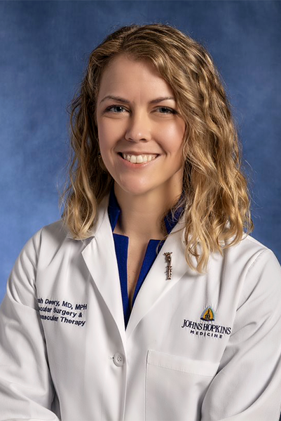 Image of Dr. Sarah Deery - vascular surgery and endovascular therapy