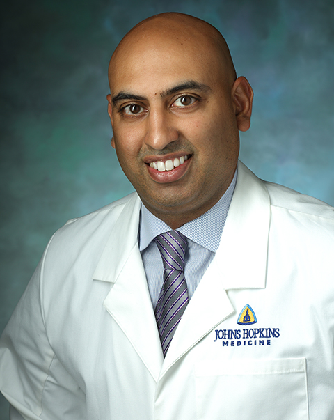 Pediatric Anesthesiology - Image of Dr. Dheeraj Goswami