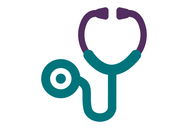 early detection icon in teal