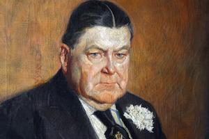 Portrait of James Buchanan