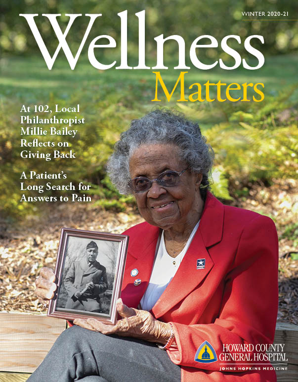 Wellness Matters Winter 2020