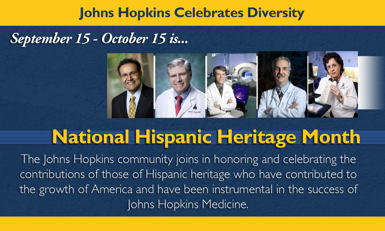 Hispanic Quotes About Education: Johns Hopkins Office Of Workforce Diversity
