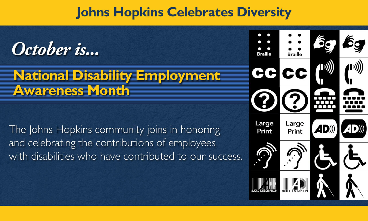 Heritage Month | Johns Hopkins Office of Workforce Diversity