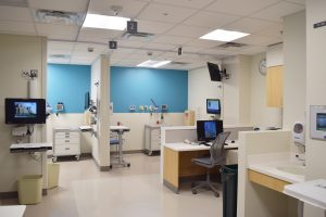The Viral Hepatitis Clinic at the John G. Bartlett Specialty Practice