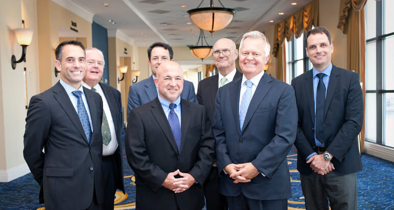 JHI's annual gathering of affiliate leaders with JHM counterparts