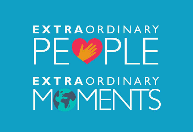 extraordinary people logo