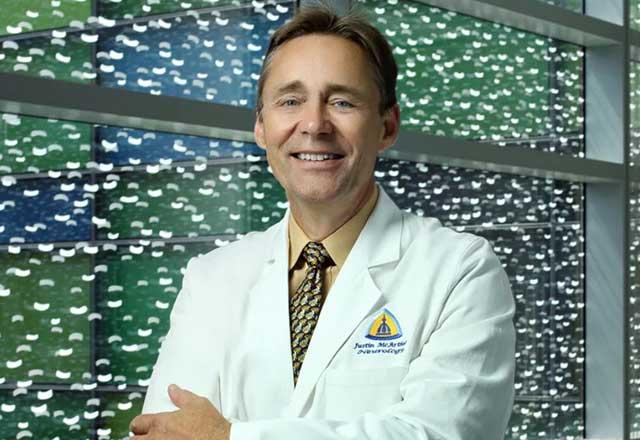 Dr. Justin McArthur