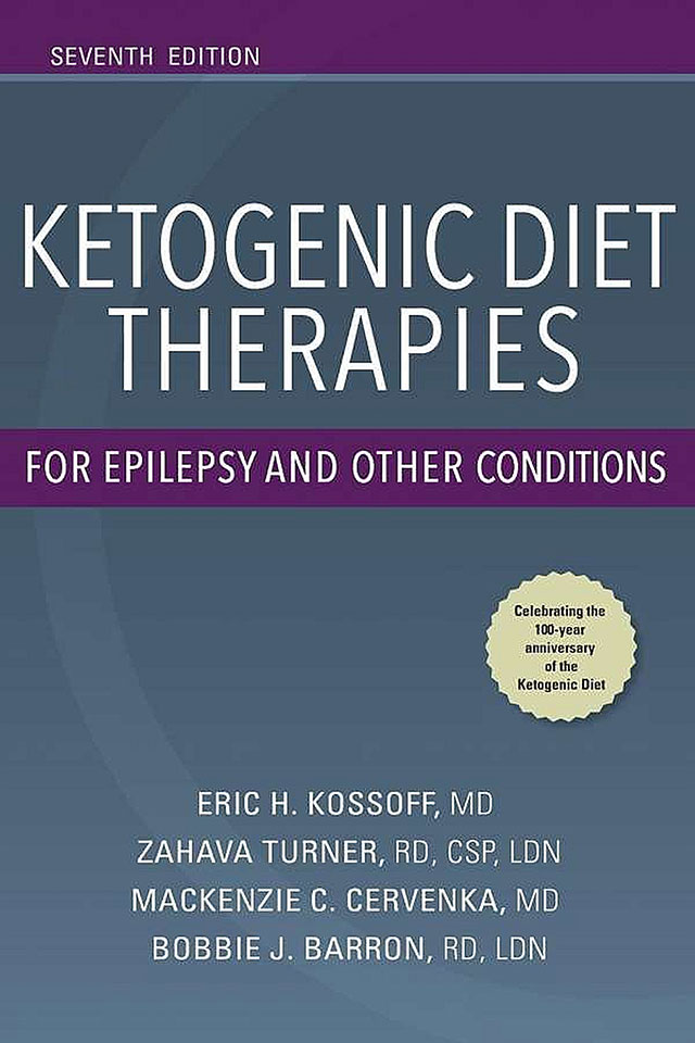 Front cover of Ketogenic Diet Therapies book