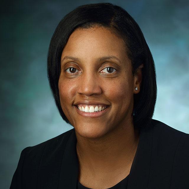 portrait of Erica Johnson