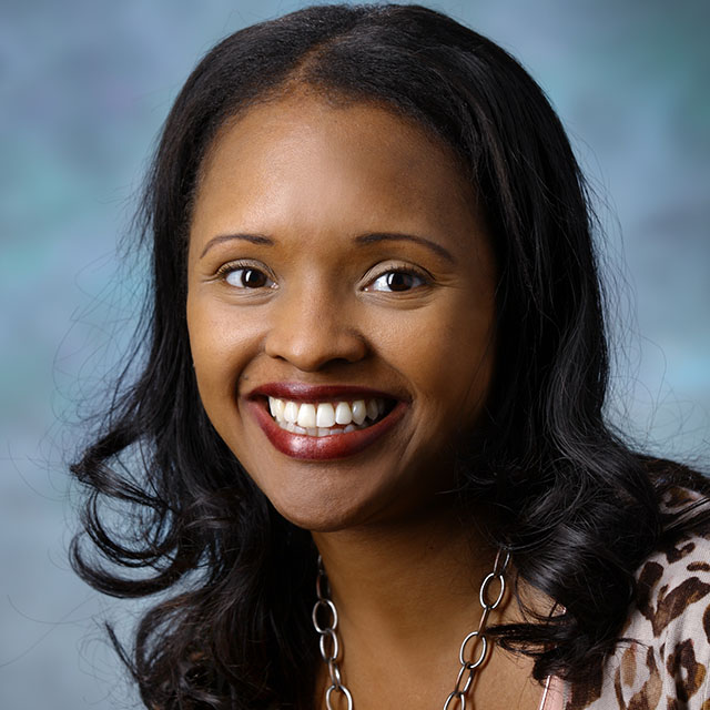 portrait of Crystal Watkins