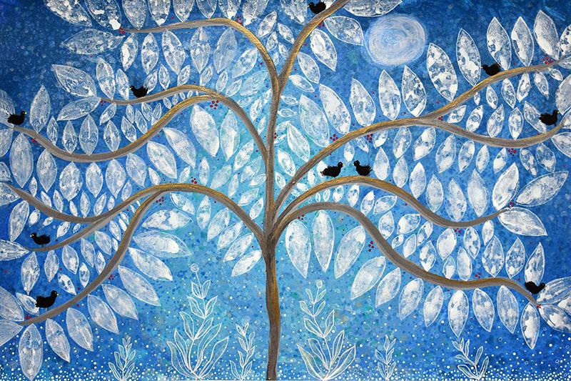 tree of life by Laurel Stewart