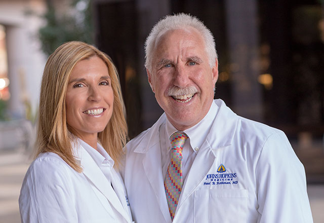 Drs. Redonda Miller and Paul Rothman