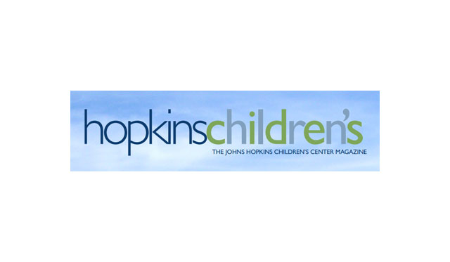 Hopkins Children's Magazine