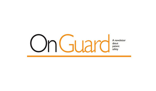 On Guard (Login Required)