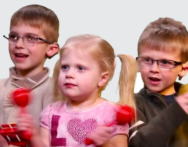Pediatric patients from the Johns Hopkins Cochlear Implant Center
