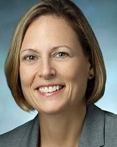 headshot of Kelly Daley, PT, MBA