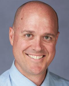 headshot of Daniel Young, PT, DPT, Ph.D.