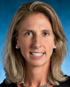 headshot of Eleni Flanagan, MSN, MBA, RN-BC