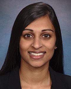 headshot of Kavita Nadendla
