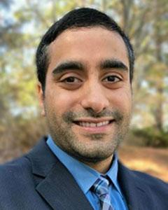 headshot of Bhavesh Patel