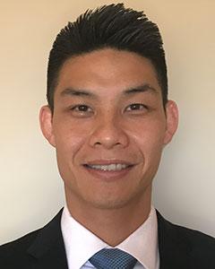 Ronald Shin headshot