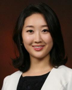 headshot of Mi Ran Shin