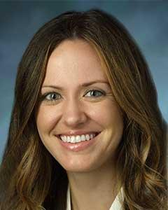 headshot of Nicole Frost