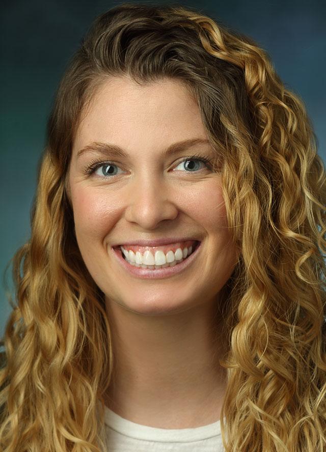headshot of Caroline Griffin